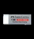 Γόμα Faber Castell 187120 λευκή