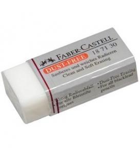 Γόμα Faber Castell 187130 Dust-free λευκή