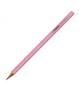 Μολύβι 2Β Stabilo Pastel Ροζ