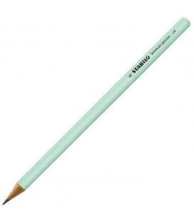 Μολύβι 2B Stabilo Pastel Λαχανί