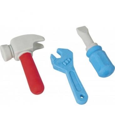Γόμες Εργαλεία Σετ 3τ. Brunnen