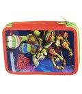 Κασετίνα Διπλή Γεμ. Ninja Power Turtles