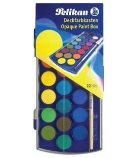 Νερομπογιές Σετ 22 Χρωμάτων Pelikan
