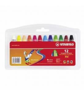 Λαδοπαστέλ / oil-pastel 12τεμ. 2612/12 Stabilo