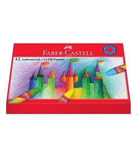 Λαδοπαστέλ 12Τμχ Faber Castell