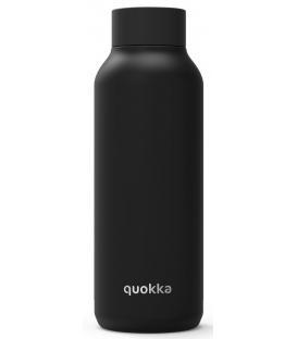 Θερμός 510ml QUOKKA Ανοξείδωτο Ατσάλι Black