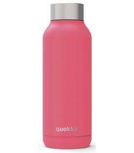 Θερμός 510ml QUOKKA Ανοξείδωτο Ατσάλι Pink