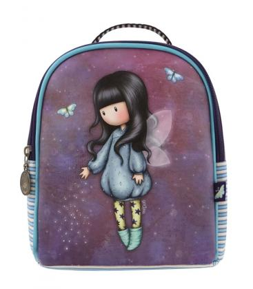 Τσάντα πλάτης Gorjuss Santoro Rucksack Bubble Fairy Small