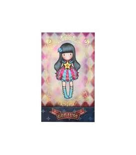 Σημειωματάριο τσέπης Gorjuss Circus moon buttons 993GJ01 Santoro