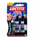 Κόλλα Loctite Στιγμής Gel power flex Super Attak Gel 3gr