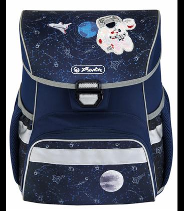 Σχολική Τσάντα Loop Herlitz Space Διάστημα Αστροναύτης