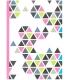 Τετράδιο Α4 40 φ. Clairefontaine Pink Shape