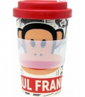 Ποτήρι Bamboo 350ml Paul Frank Comic