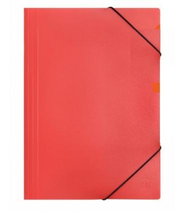Φάκελος με λάστιχο Spree A3 Κόκκινο