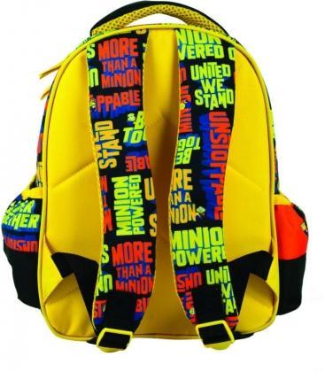 Τσάντα Νηπίου Gim Minions 345-55054