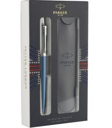 Στυλό PARKER Jotter Waterl. Blue CT BP Θήκη