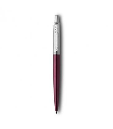 Στυλό PARKER Jotter Port Purple CT BP Θήκη