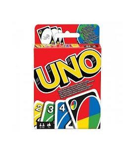 Επιτραπέζιο Uno Κάρτες MATTEL 00369