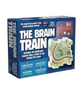 Παζλ Τρενάκι του μυαλού The Brain Train