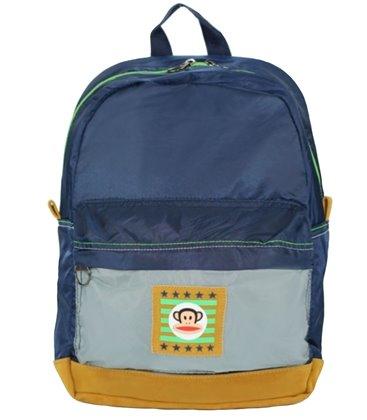 Σχολική Τσάντα Paul Frank Star Blue 2colors