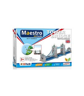3D Παζλ Tower Bridge 150ΤΜΧ
