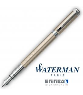 Πένα Waterman Perspective Champagne CT fountain pen