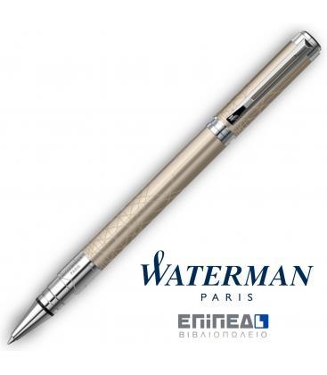 Στυλό Waterman Perspective Champagne CT RollerΒall