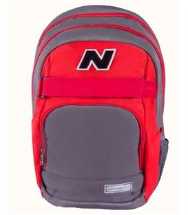 Τσάντα New Balance grey-Red 89409