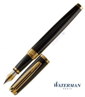 Πένα Waterman Exception Night and Day Gold