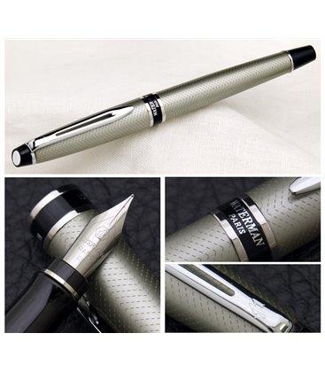 Πένα Waterman Expert City Line Urban Silver Fountain Pen