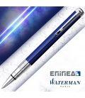 Στυλό Waterman Perspective Ballpoint Blue CT