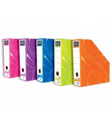 Κουτι Κοφτό SKAG Fancy Χάρτινο Διαφορα Χρώματα