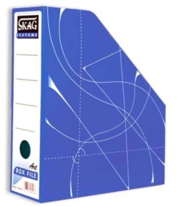 Κουτι Κοφτό SKAG Magazine Box Χάρτινο Μπλε