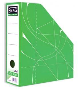 Κουτι Κοφτό SKAG Magazine Box Χάρτινο Πράσινο