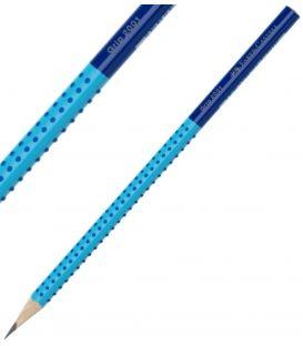 Μολύβι HB Faber Castell Grip 2001 Μπλε Γαλαζιο