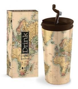 Ποτήρι Θερμός 350ml iDrink Travel Mug id0204