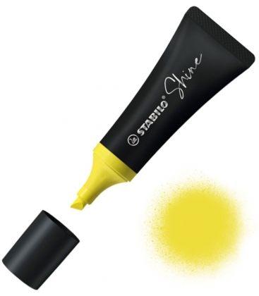 Μαρκαδόρος υπογραμμίσεως Stabilo Shine Κιτρινο 76/24