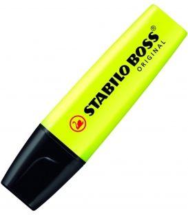 Μαρκαδόρος 70/24 Stabilo Υπογράμμισης Boss Original Kίτρινος