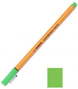 Μαρκαδοράκι 88/033 Stabilo Point 0.4 Neon Green