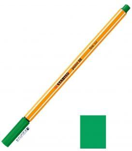 Μαρκαδοράκι 88/36 Stabilo Point 0.4 Green