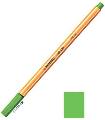 Μαρκαδοράκι 88/43 Stabilo Point 0.4 Light Green