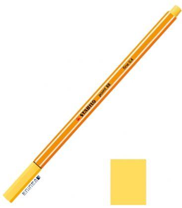 Μαρκαδοράκι 88/44 Stabilo Point 0.4 Yellow