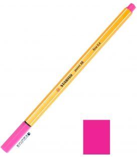 Μαρκαδοράκι 88/56 Stabilo Point 0.4 Pink