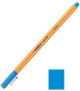 Μαρκαδοράκι 88/32 Stabilo Point 0.4 Ultramarine