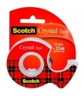 Βάση Σελοτειπ Scotch 3Μ Crystal 19X7.5m