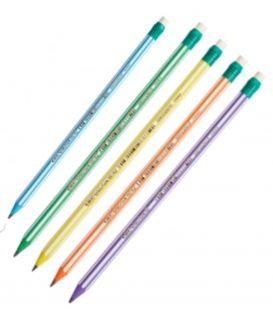 Μολύβι HB Bic Evolution Stripes 646 με γόμα