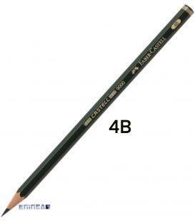 Μολύβι Σχεδίου 4B Faber Castell 9000