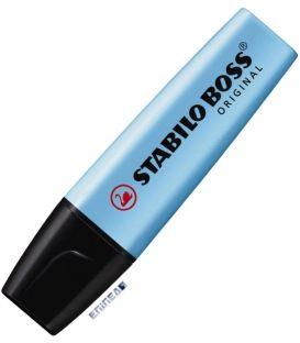 Μαρκαδόρος 70/31 Stabilo Υπογράμμισης Boss Γαλάζιο