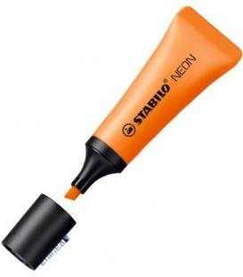 Μαρκαδόρος 72/54 Stabilo Υπογράμμισης Neon Πορτοκαλί