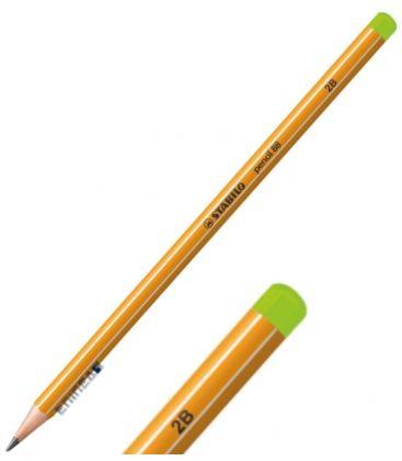 Mολύβι 2B Stabilo 88-6 Πρασινο